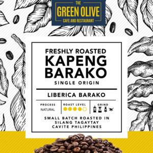 Liberica Barako